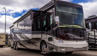 2017 Tiffin Motorhomes Allegro Bus 450PP 3D Model