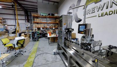 Alpha Brewing Operations 3D Model
