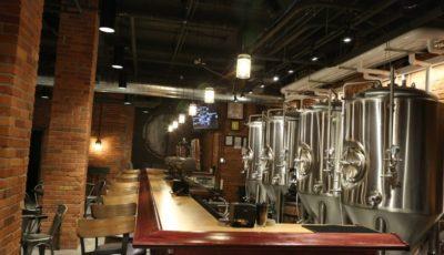 Boiler Brewing Company 3D Model