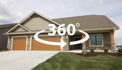The Lodge #8245 3D Model