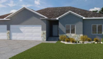 Gainsville Custom Homes 3D Model